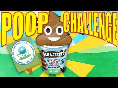 $30K Poop Nutrition Challenge!   Sponsored By Ben & Jerry's