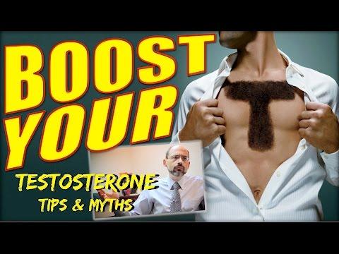 Testosterone Boosting Tips & Myths   Dr  Greger