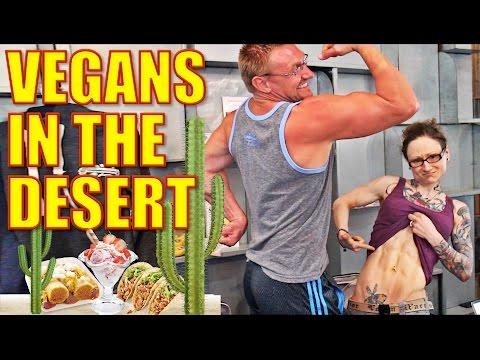 What Vegans Eat In The Desert | Tucson VegFest