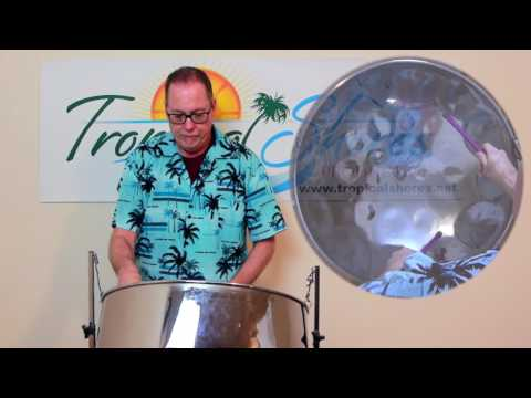 Margaritaville - Tropical Shores Steel Drum Lessons