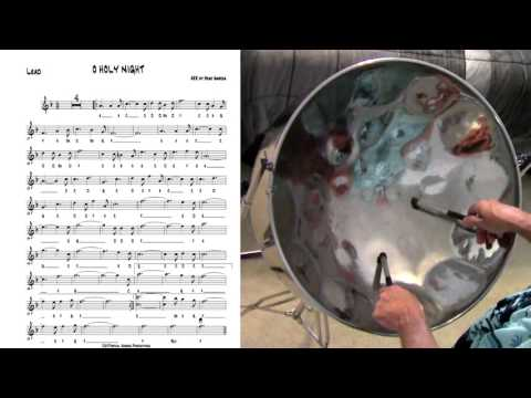 O Holy Night - Tropical Shores Steel Drum Lessons