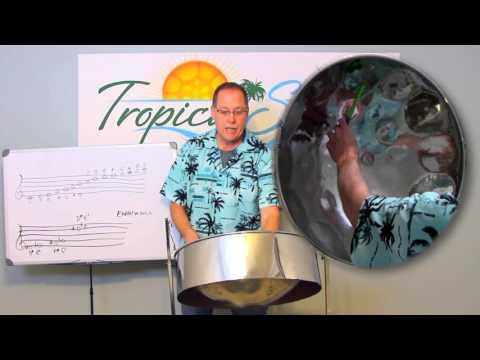 Note Placement & Enharmonics - Tropical Shores Steel Drum Lessons