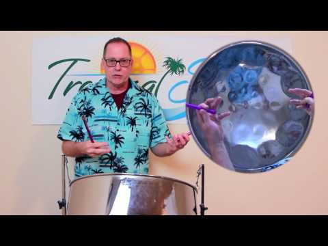 Brown Eyed Girl  - Tropical Shores Steel Drum Lessons