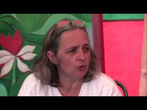 Buddhafield 2011 - Caroline Brazier