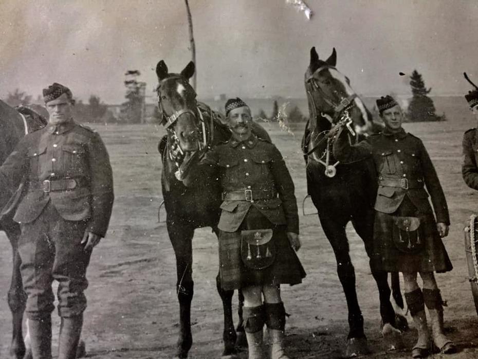 Thomas Douglas, 173rd (Highlanders) Battalion
