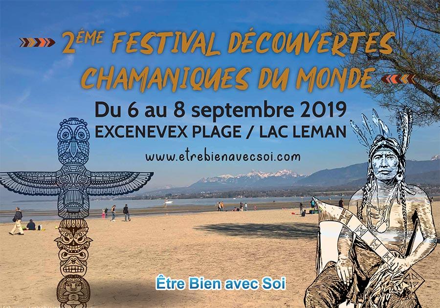 """Week-end """"Découvertes Chamaniques"""""""