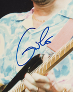 ''Sell:'' Eric Clapton Boldly Signed 8 x 10 Color, COA: Roger  Epperson.,Mint Condition. Only $279.00 ,PayPal Only,Free Shipping,Tracking Is Extra