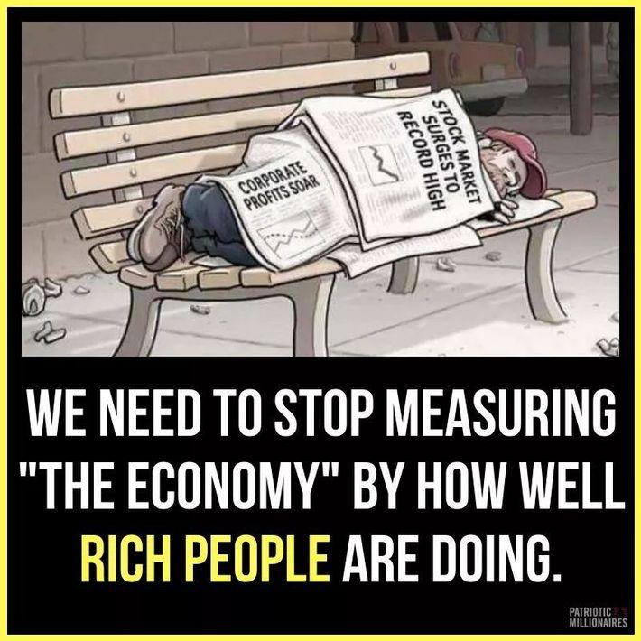 Economy of Rich