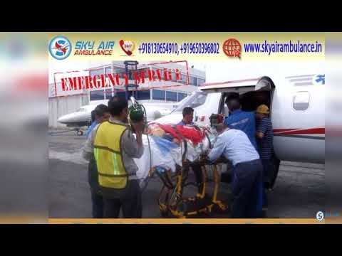 Select a Reduced Cost Air Ambulance from Bhubaneswar to Delhi