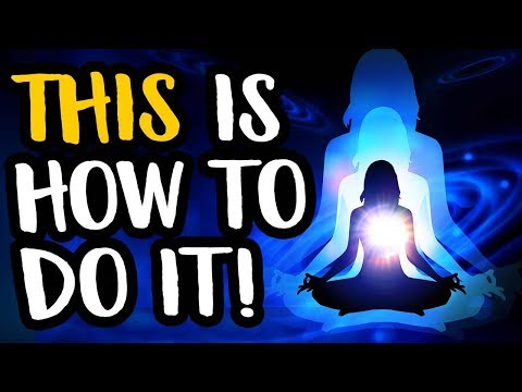 How to Connect With Your Higher Self -- Do This Now!