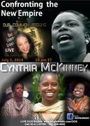 """""""In Conversation with Cynthia McKinney"""""""