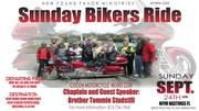 A SUNDAY FOR BIKERS SEPT 24TH