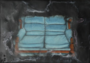 couch study #2 2013 5x7 for card