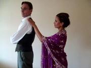 Gary Tipping and Geeta Vij