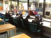 Oakbank Y7 students, March 2014