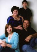 Violet Maynard & Family