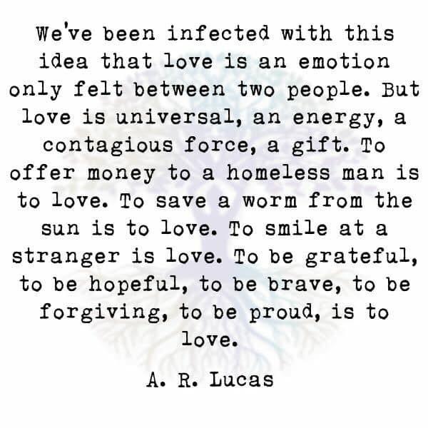 A R Lucas Love