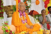 Grand Celebrations of 70th Vyasa Puja Festival 2019 of H.H. Lokanath Swami Maharaja in Aravade