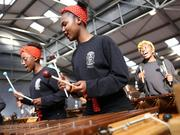 Education Africa International Marimba and Steelpan Festival at St Dominic's