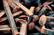 4.  Rusted Nails