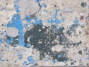 black under blue