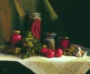 Mason Jars from my Kitchen