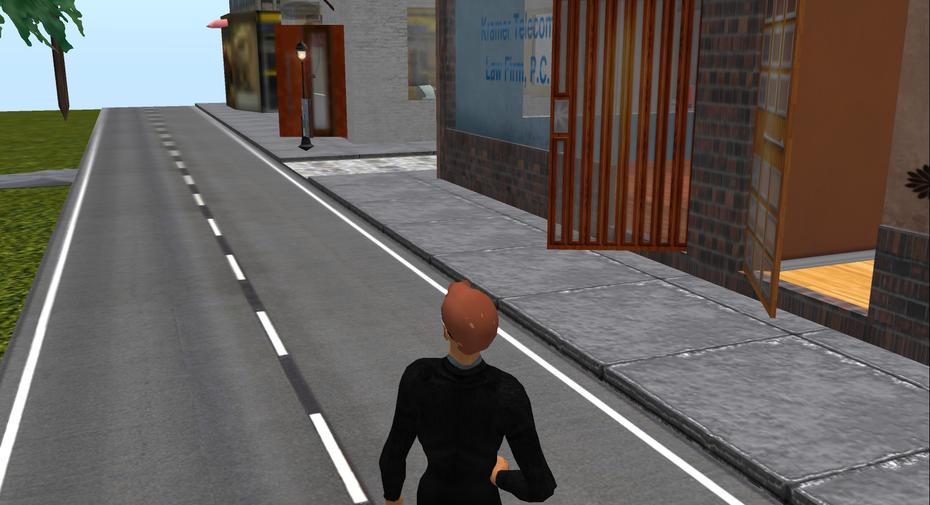Street View, New Legal Village
