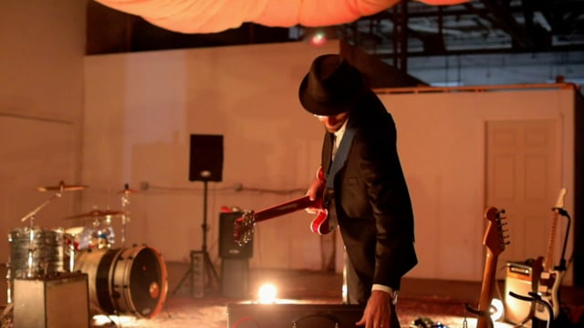 """Later Rain"" performed 10/26 at Goodyear Arts in Charlotte, NC. Performers: Rachel Rugh, Eric Mulli…"
