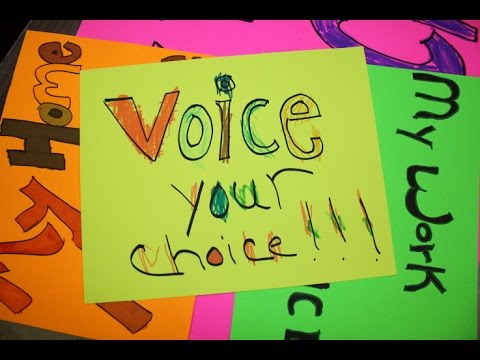 A Team Wisconsin Voice Your Choice Video Promo