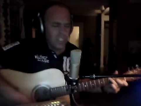 Johnny Cash sound op gitaar
