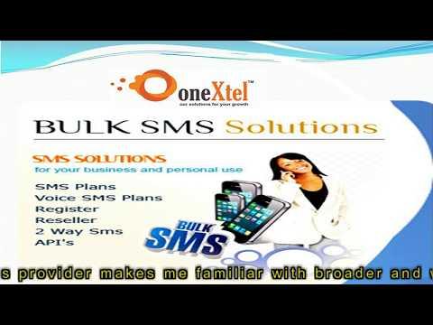 Bulk SMS Provider - Onextel Bulk SMS