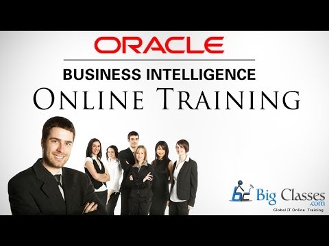 OBIEE 11g Online Training | Oracle OBIEE Video Tutorials - Free Demo