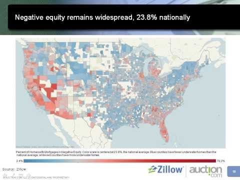 Zillow and Auction.com Webinar:  Understand & Discover Real Estate Market Opportunities
