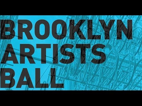 2014 Brooklyn Artists Ball - Save the Date