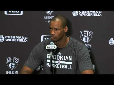 QUEERY.US-Jason Collins on signing with the Brooklyn Nets