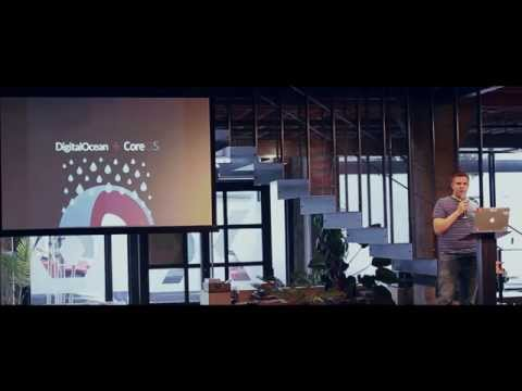 CoreOS + DigitalOcean Meetup