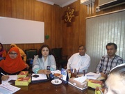 Meeting with DC & MPAs
