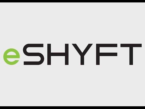 Welcome to eShyft