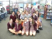 Christ the King School Australia 2012