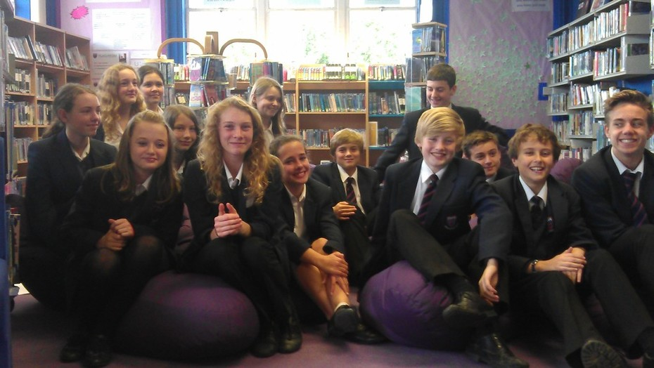 WritePath Writers 2013 - Woolmer Hill School