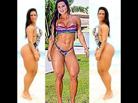 SUELEN BISSOLATI - BIG BOOTY & LEGS BRAZILIAN FITNESS MODEL - IFBB PRO