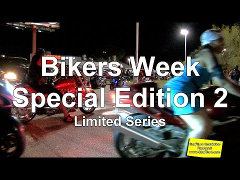 BIKERS WEEK SPECIAL EDITION Limited Series 2