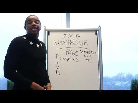 """Jay Morrison """"The WealthDNA Remix"""" Part 1 of 4"""
