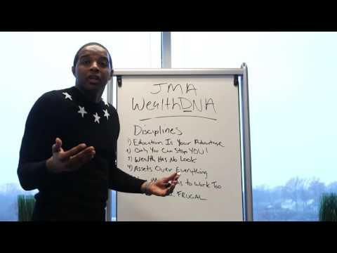 """Jay Morrison """"The WealthDNA Remix"""" Part 2 of 4"""