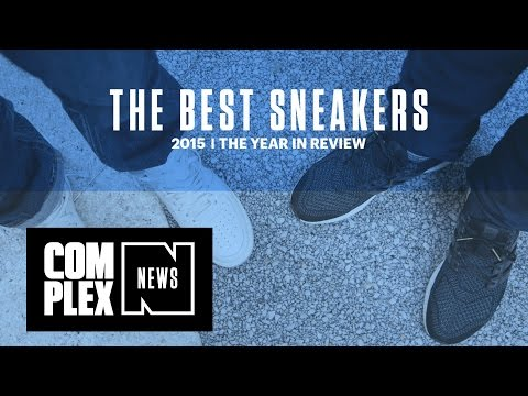 The Top 10 Sneakers of 2015