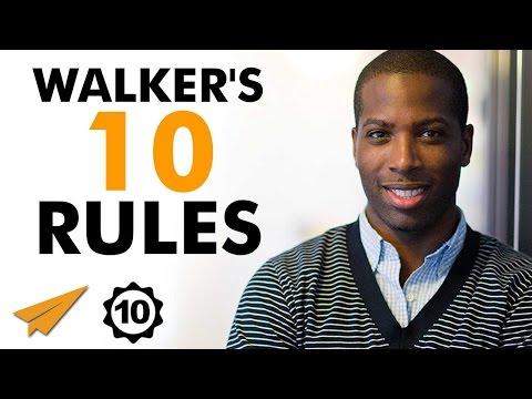 Tristan Walker's Top 10 Rules For Success