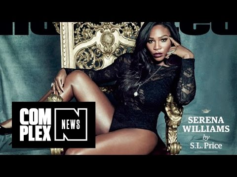 Serena Williams Named Sports Illustrated's Sportsperson of the Year