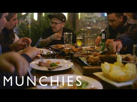 Cow's Head Tacos, Grasshoppers, and Mezcal: Chef's Night Out with Pablo Salas