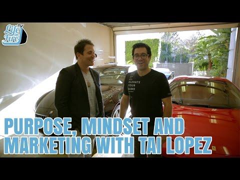 163 Purpose Mindset and Marketing with Tai Lopez