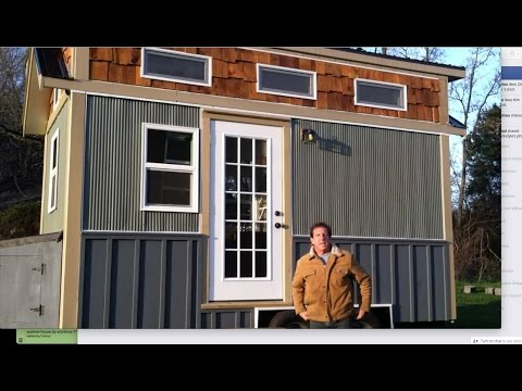 Incredible Tiny Homes Tour, Off Grid Tiny House